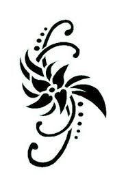 Tatoo Fleur Orchidee Dessin Idee D Image De Fleur