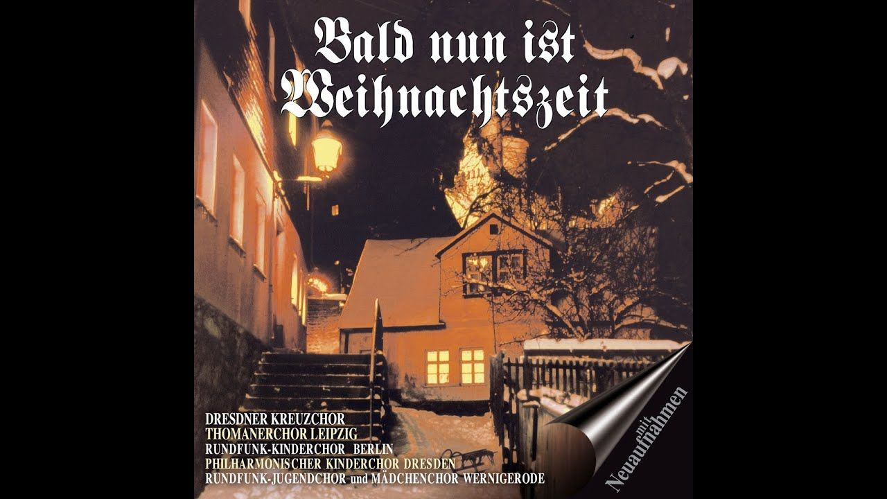 Thomanerchor Leipzig Es ist ein Ros entsprungen