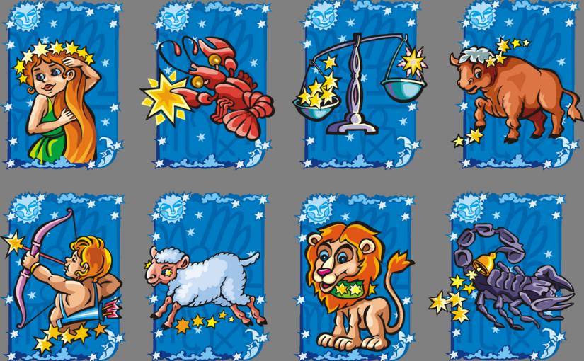 Картинка со знаками зодиака, картинки