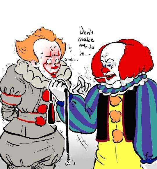 Penny: ¡Ja! ¡No puedes controlarme! Eres demasiado bajo y vie-