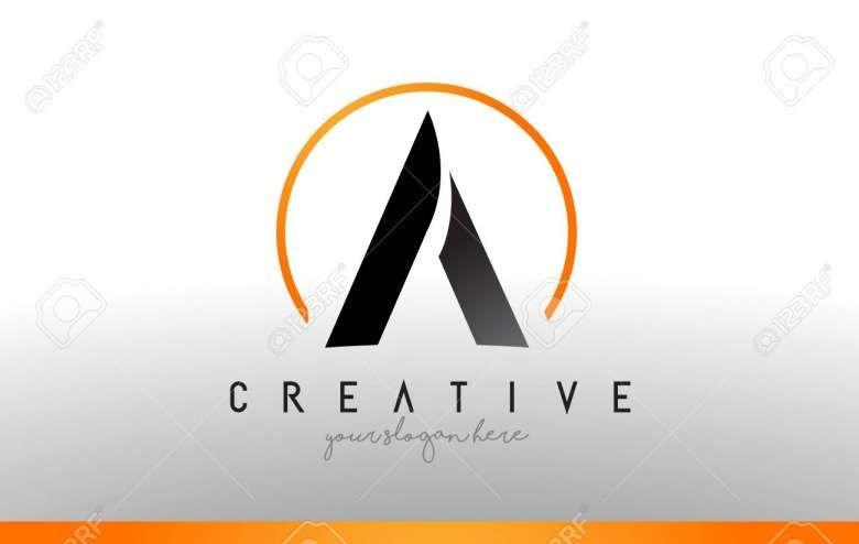 10 Cool Letter A Logo Letter Logo Design Logo Design Tutorial Lettering