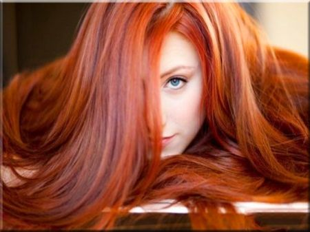 Best 25  Long red hair ideas on Pinterest  Red copper hair color, Red hair extensions uk and