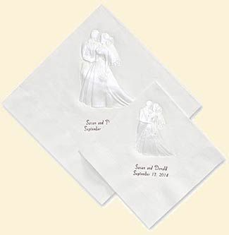 Napkins For Wedding Reception