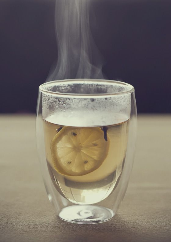 Beat the winter blues with this Hot Toddy recipe made with Manuka Honey!