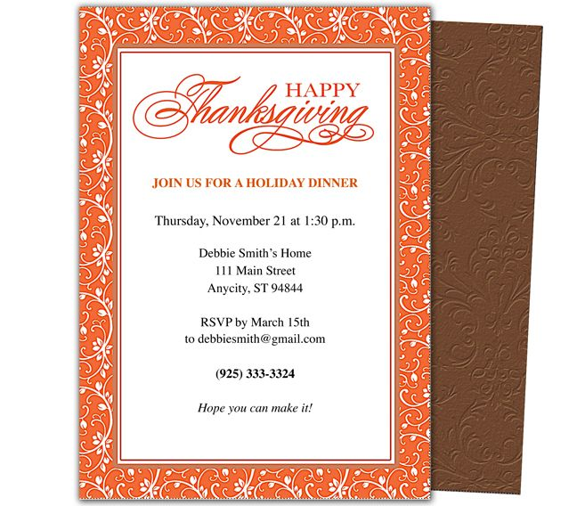 Thanksgiving florentine thanksgiving party invitation template thanksgiving florentine thanksgiving party invitation template stopboris Gallery