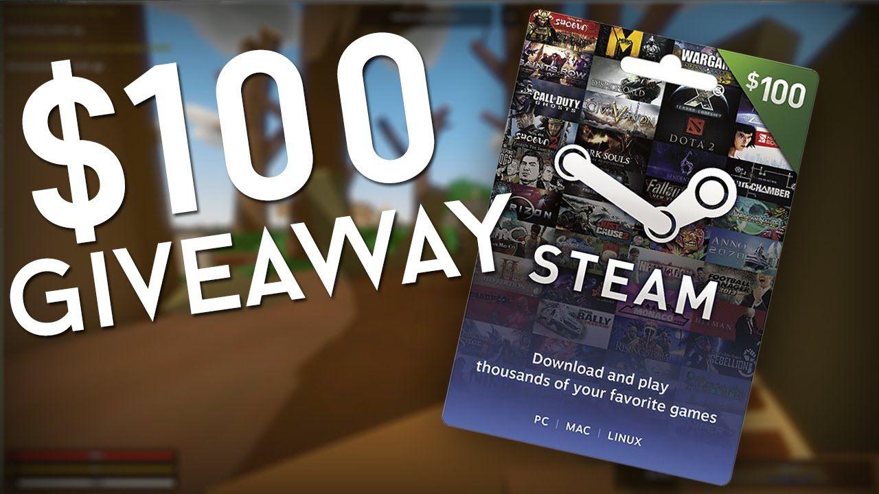 Steam Gift Card 100 Euro 2021