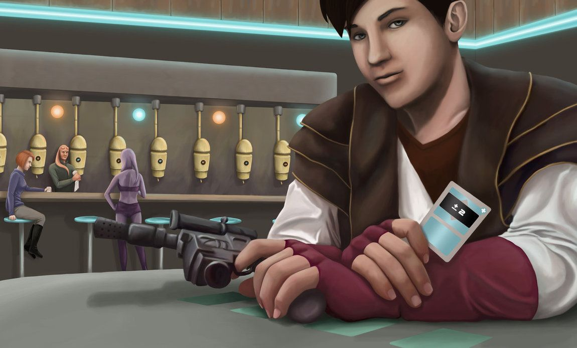 Playing Pazaak on your Android Mobile and one day in SWTOR