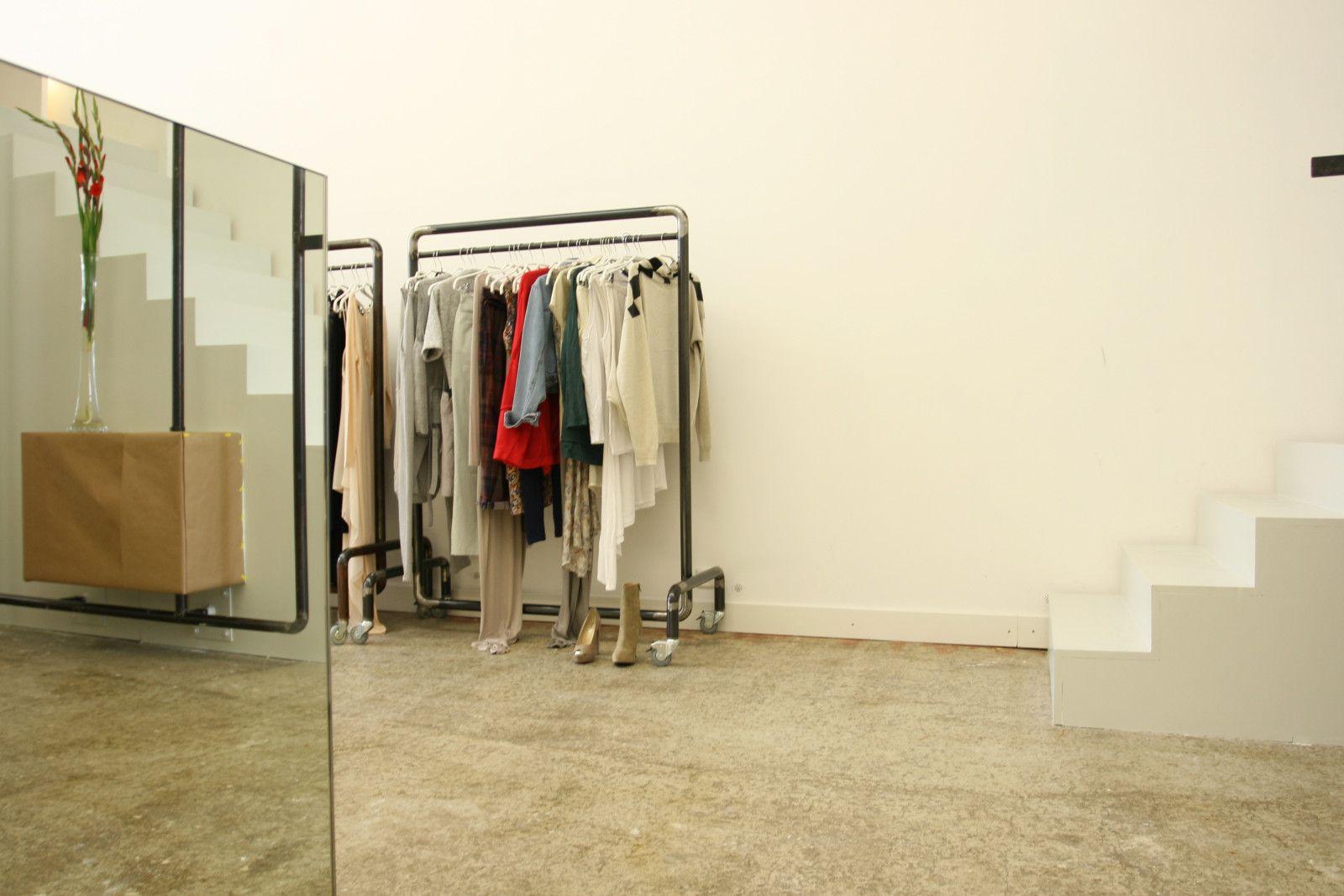 Sherylleysner   Interior Architecture & Project Management   Retail   Nen Xavier   Concrete floor   Steel frame  