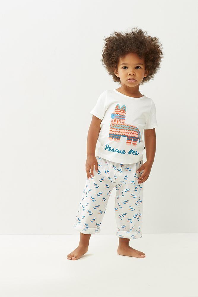 5e09f521646f Child Fashion · 100% organic pima cotton jersey tee. Made in Peru. White  Whale