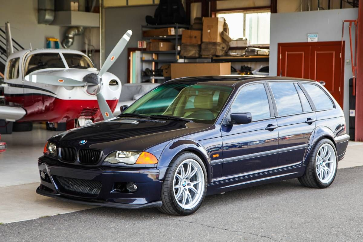 Want This S54 Swapped E46 3 Series Touring Bmw Touring