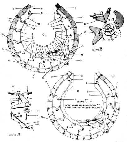 Cowl Flap Diagram 1