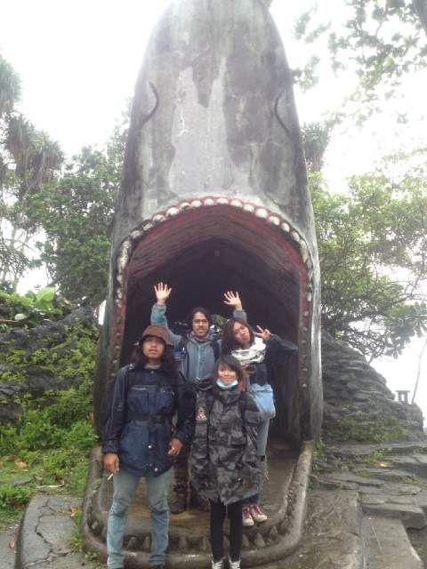 batu hiu beach