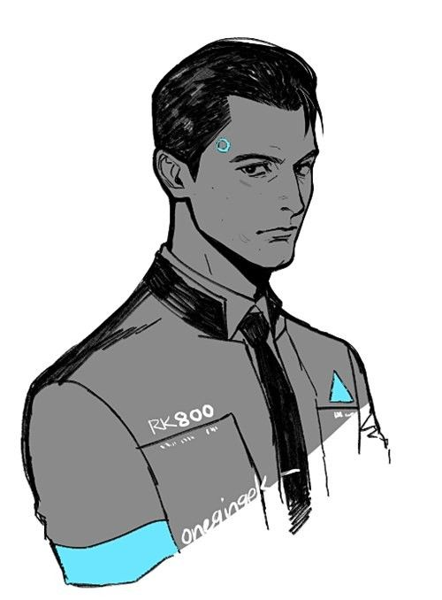 detroit become human connor detroit become human connor