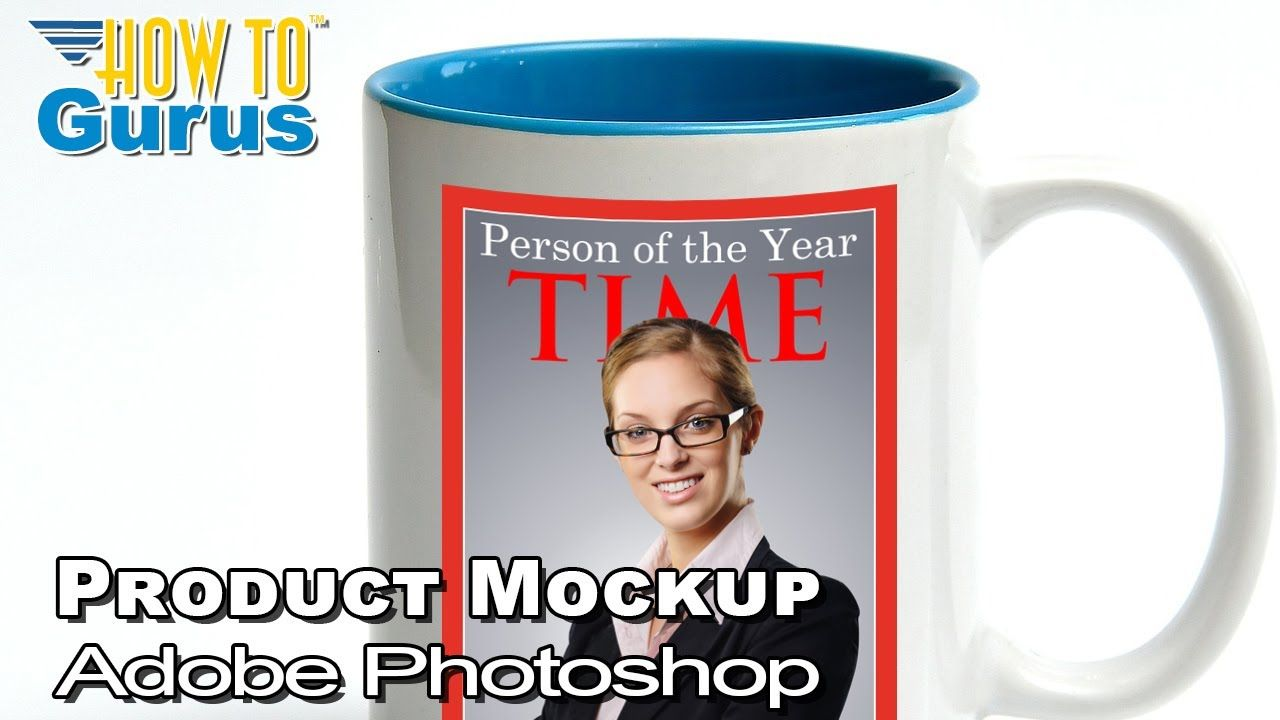 Download How to Make an Adobe Photoshop Mockup Design of a Product ... Free Mockups