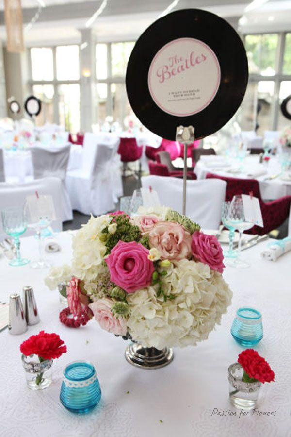 Pink Wedding Flowers My Wedding Pinterest Wedding Table