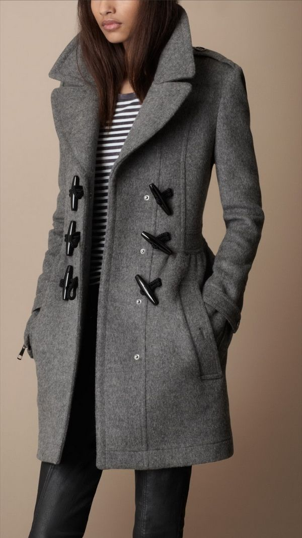 Women's Toggle Coats Fall/ Winter 2012 Collection | Fall winter