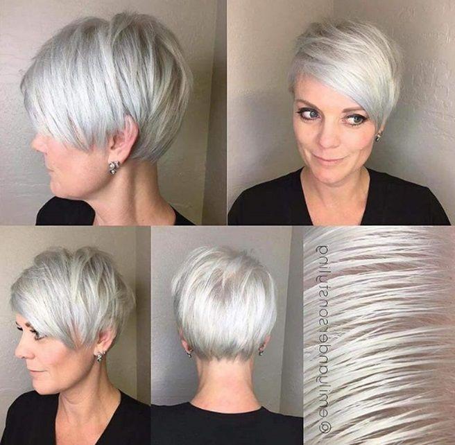 Kurze Frisuren 2 Frisuren Haarschnitt Kurz Und Frisur Ideen