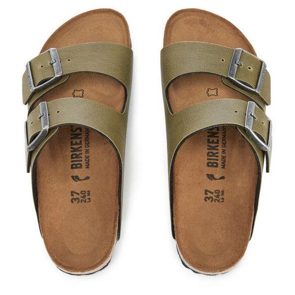 6e1c39158dc Birkenstock Women s Arizona Slim Fit Pull Up Double Strap Sandals -... ( 78