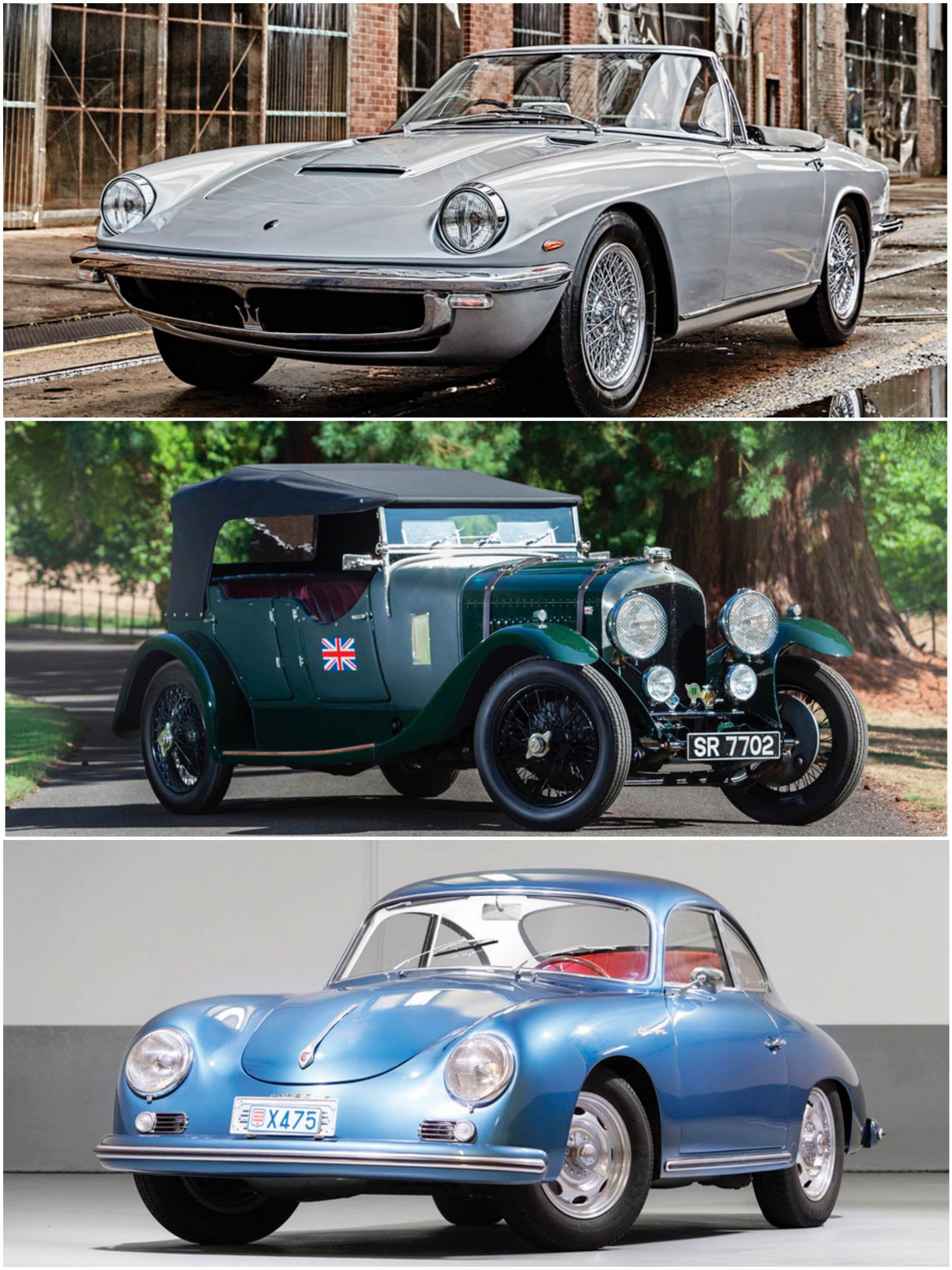 Let us show you the Classic Gems that shined at Sothebys last car ...