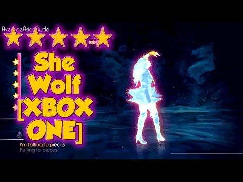 Just Dance 2014 - She Wolf (Falling To Pieces) - 5* Stars [XBOX ONE]