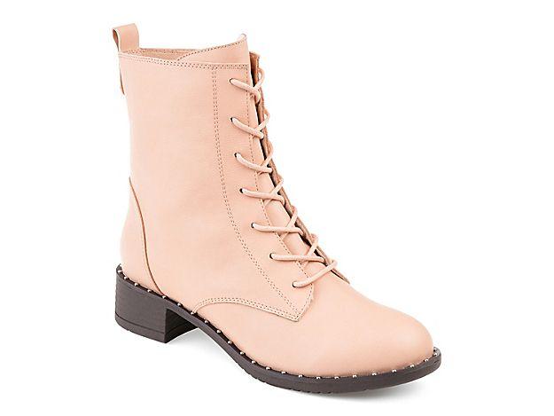 Combat boots, Lace up