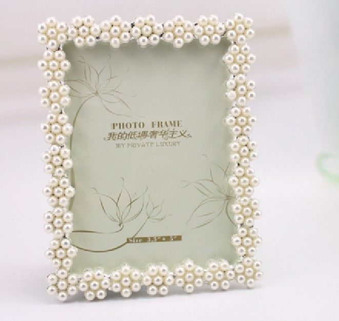 Table numbers .pearl picture frames | Pearl Photo Frame | Table ...