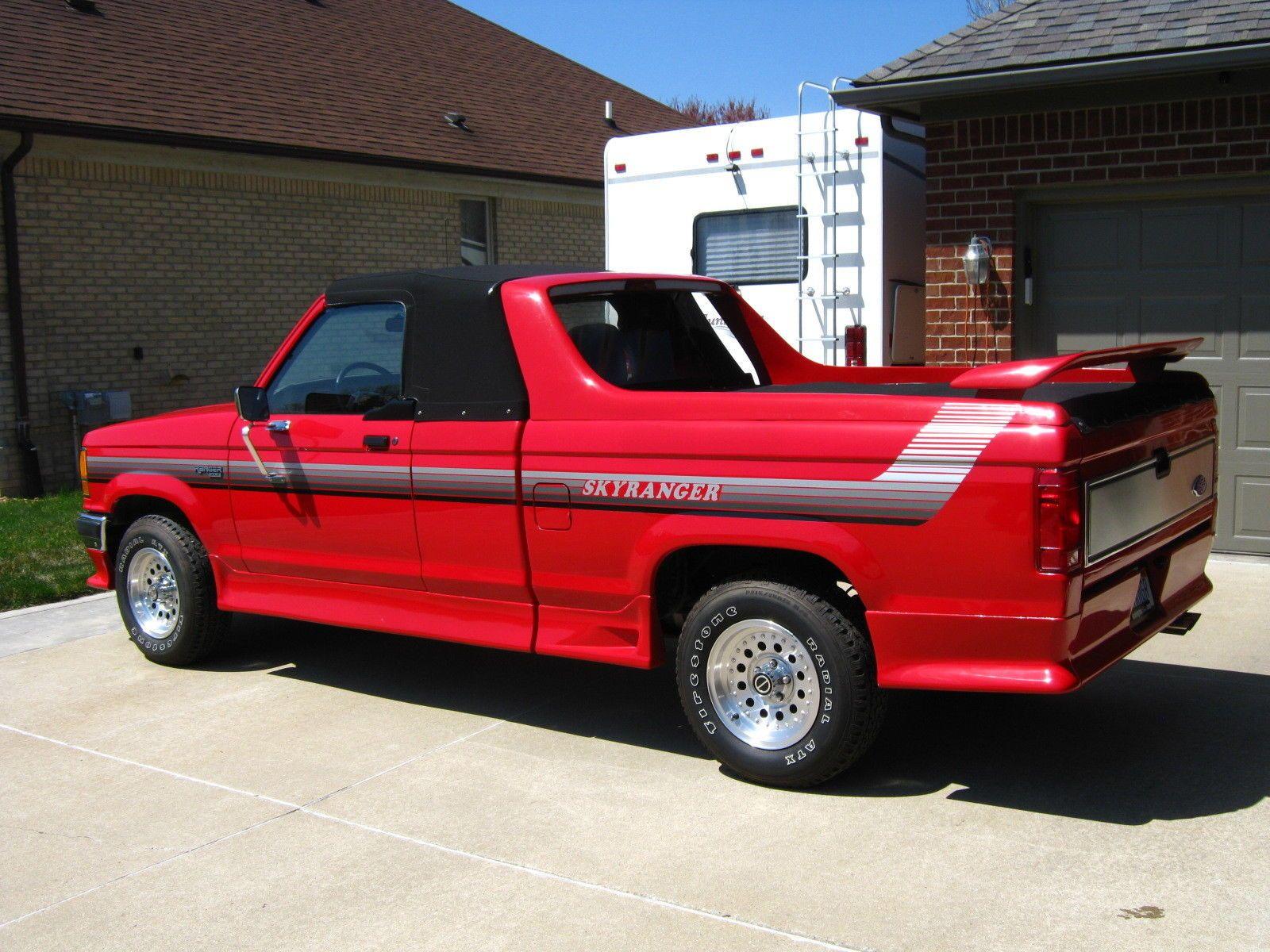 Ford ranger ranger pickup