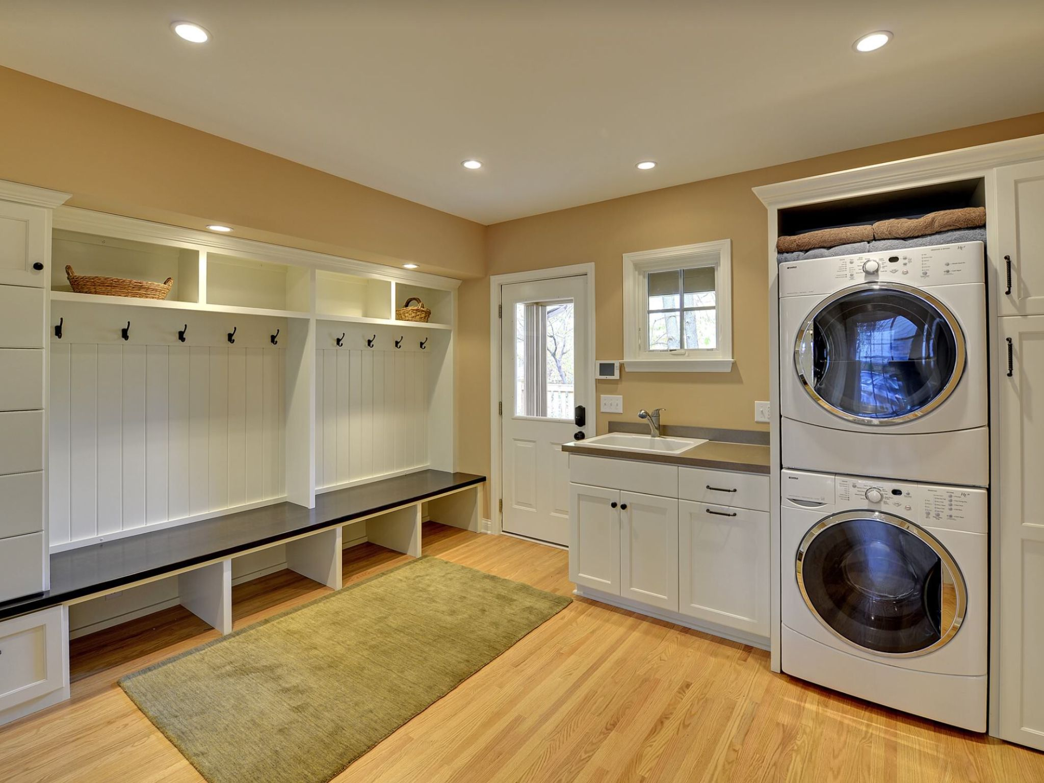 Ultimate Laundry Room