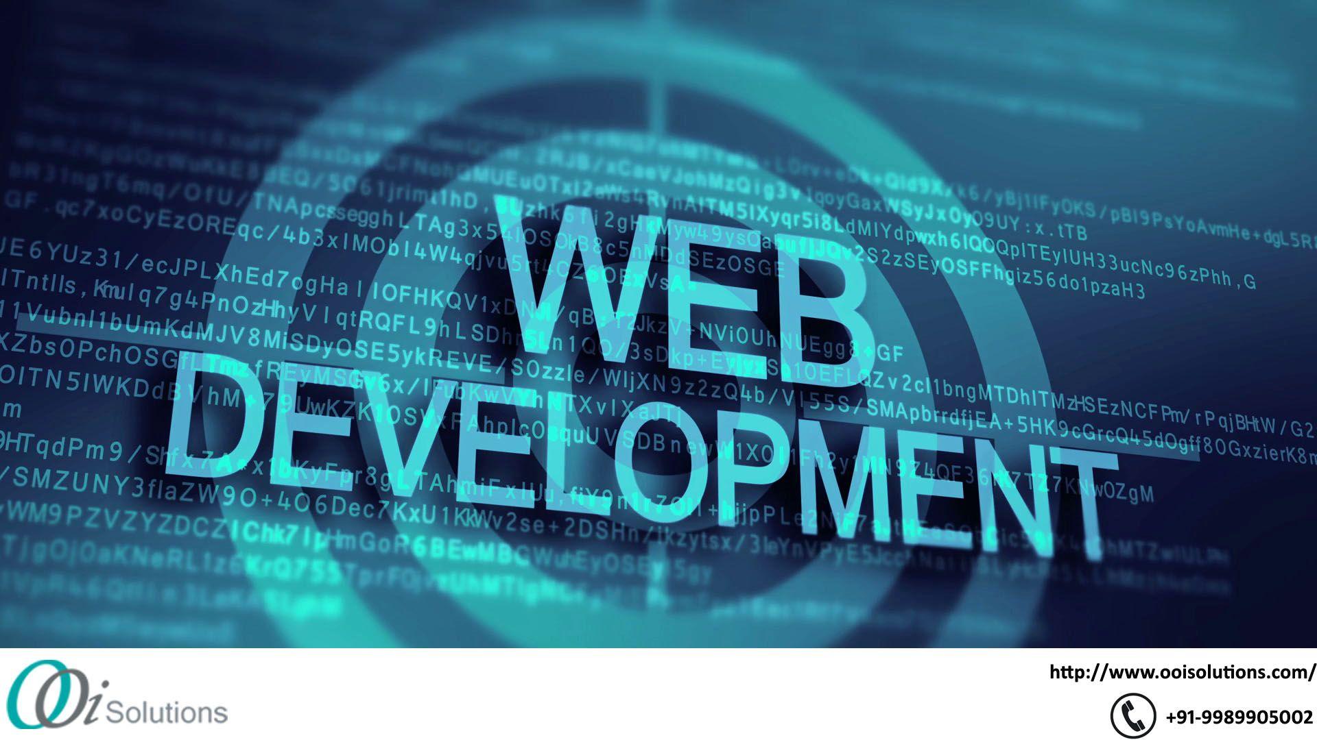 Ooi Solutions Is A Web Development Company In Vijayawada Offers Professional Website Develop Development Ecommerce Website Development Web Development Company