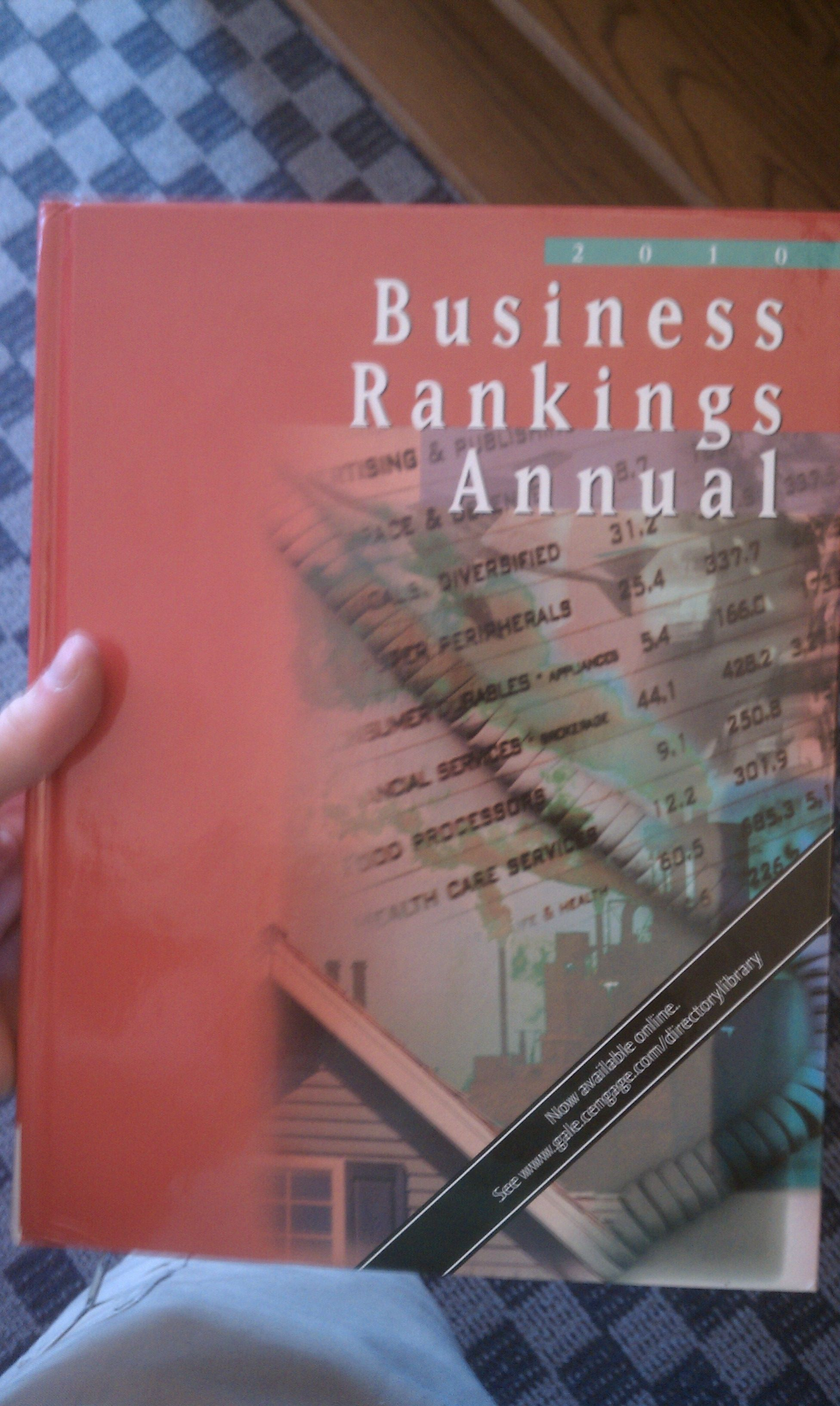 Business rankings annual how to dry basil ranking business