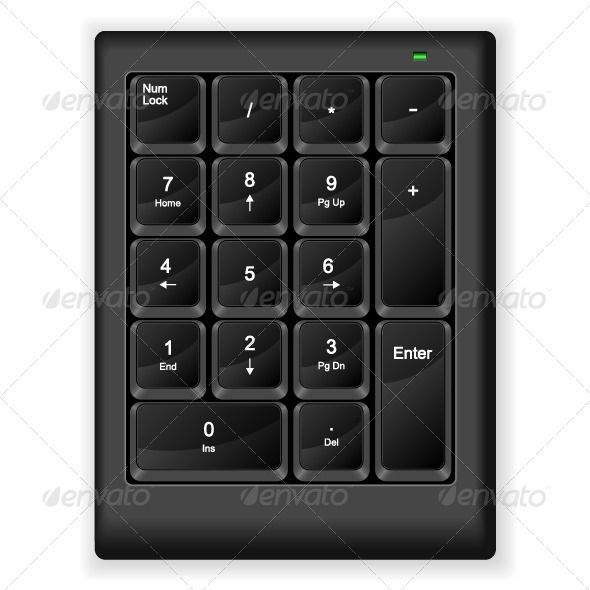 Realistic Graphic DOWNLOAD (.ai, .psd) :: http://sourcecodes.pro/pinterest-itmid-1005285048i.html ... Computer Numeric Keyboard ...  black, button, computer, control, device, electronics, equipment, hardware, illustration, isolated, key, keyboard, keypad, number, numeric, part, pc, plastic, technology, vector, white  ... Realistic Photo Graphic Print Obejct Business Web Elements Illustration Design Templates ... DOWNLOAD :: http://sourcecodes.pro/pinterest-itmid-1005285048i.html