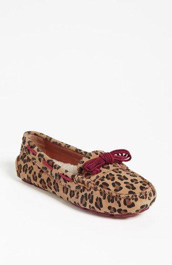 UGG® Australia 'Meena - Leopard' Flat (Nordstrom Exclusive