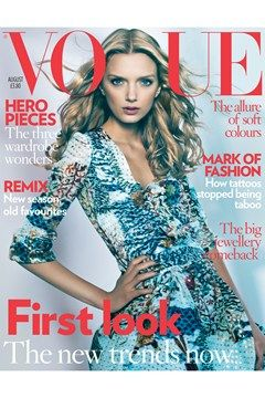 Fashion Magazine Covers - Online Archive for Women (Vogue.co.uk) 576164450f