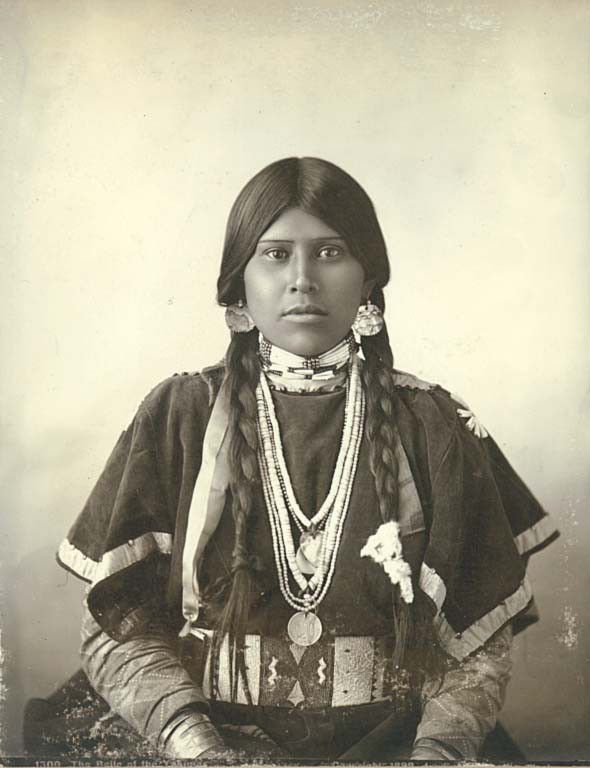 Yakama Indian Woman Washington 1899 Httpcontentlib