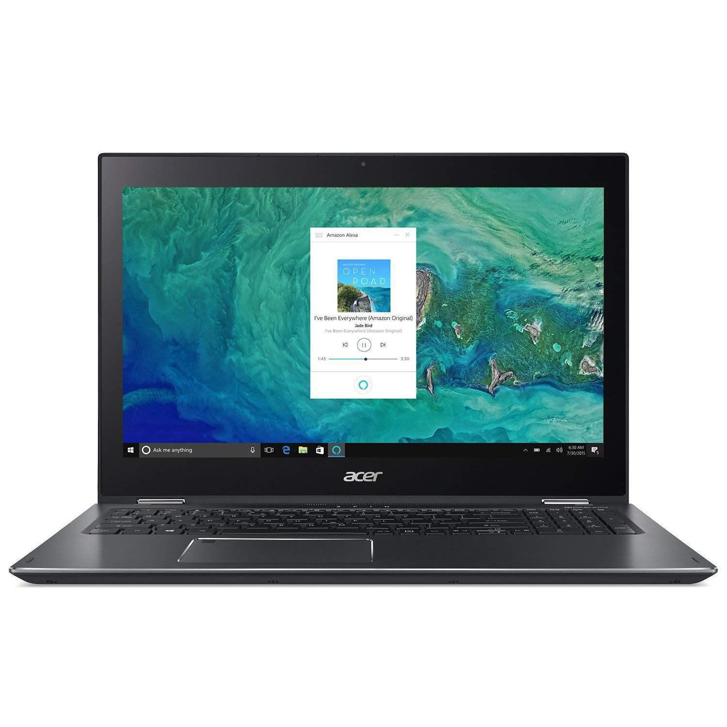 Acer Spin 5 15 6 Inch 2017 Core I7 8550u 8 Gb Hdd 1 Tb Best Gaming Laptop Hdd Cool Tech Gadgets