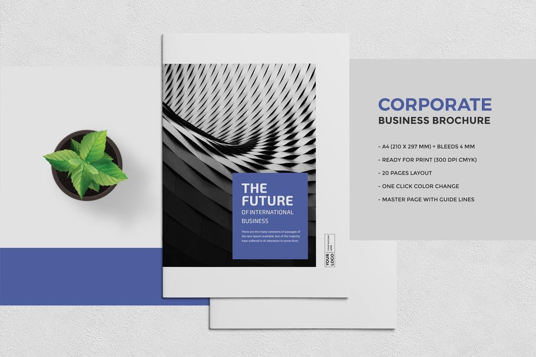 Business Brochure Download Pinterest Business Brochure
