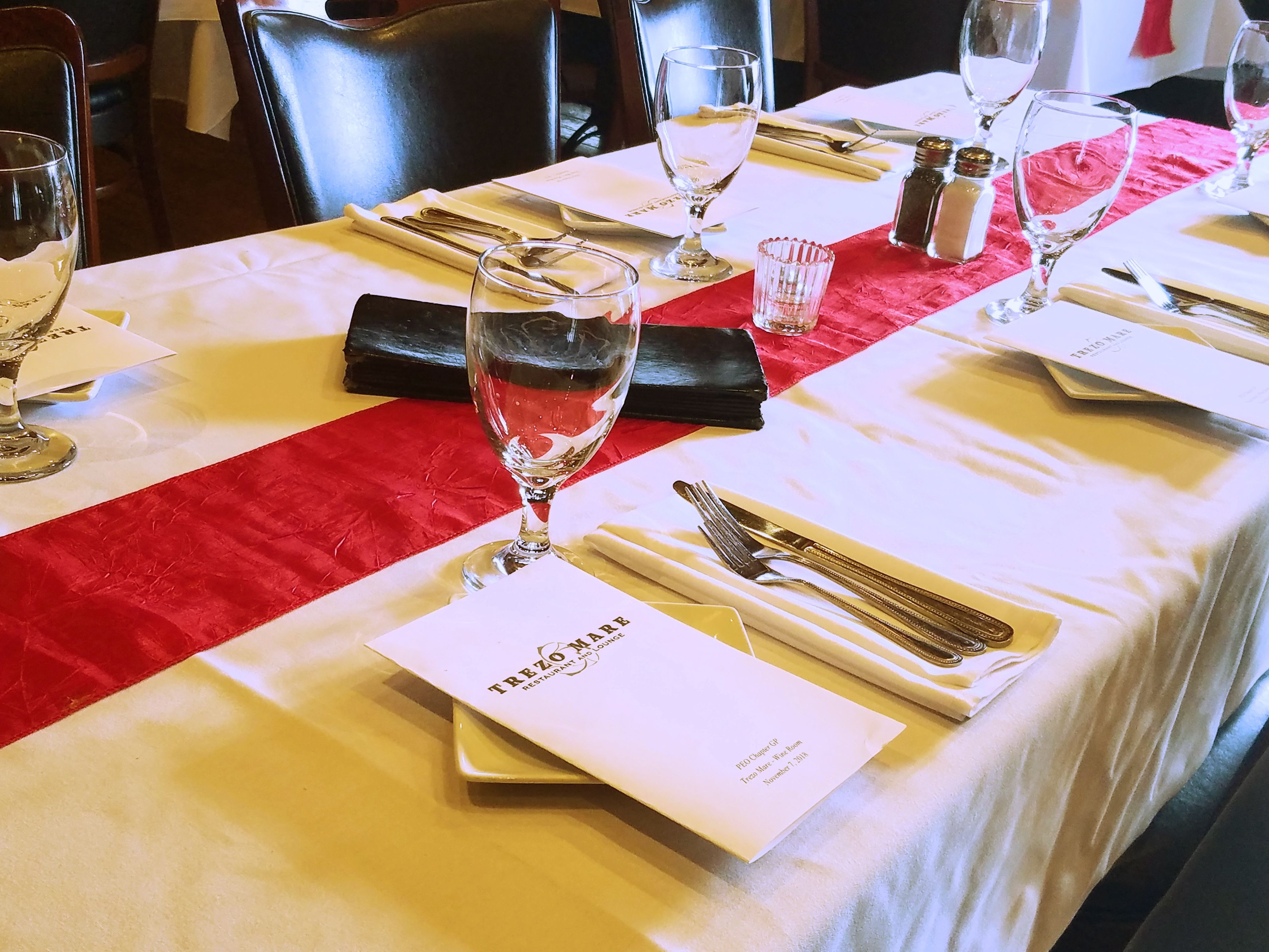 Personalized Menus Event Catering Event Menu Unique Event Venues