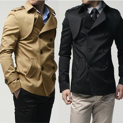 Now these are some nice male coats, saw a dude with one on Friday ...