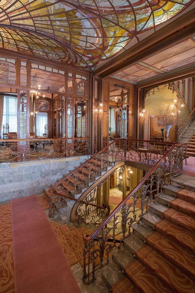 Baroque Architecture Details Art Nouveau Amazing Interior