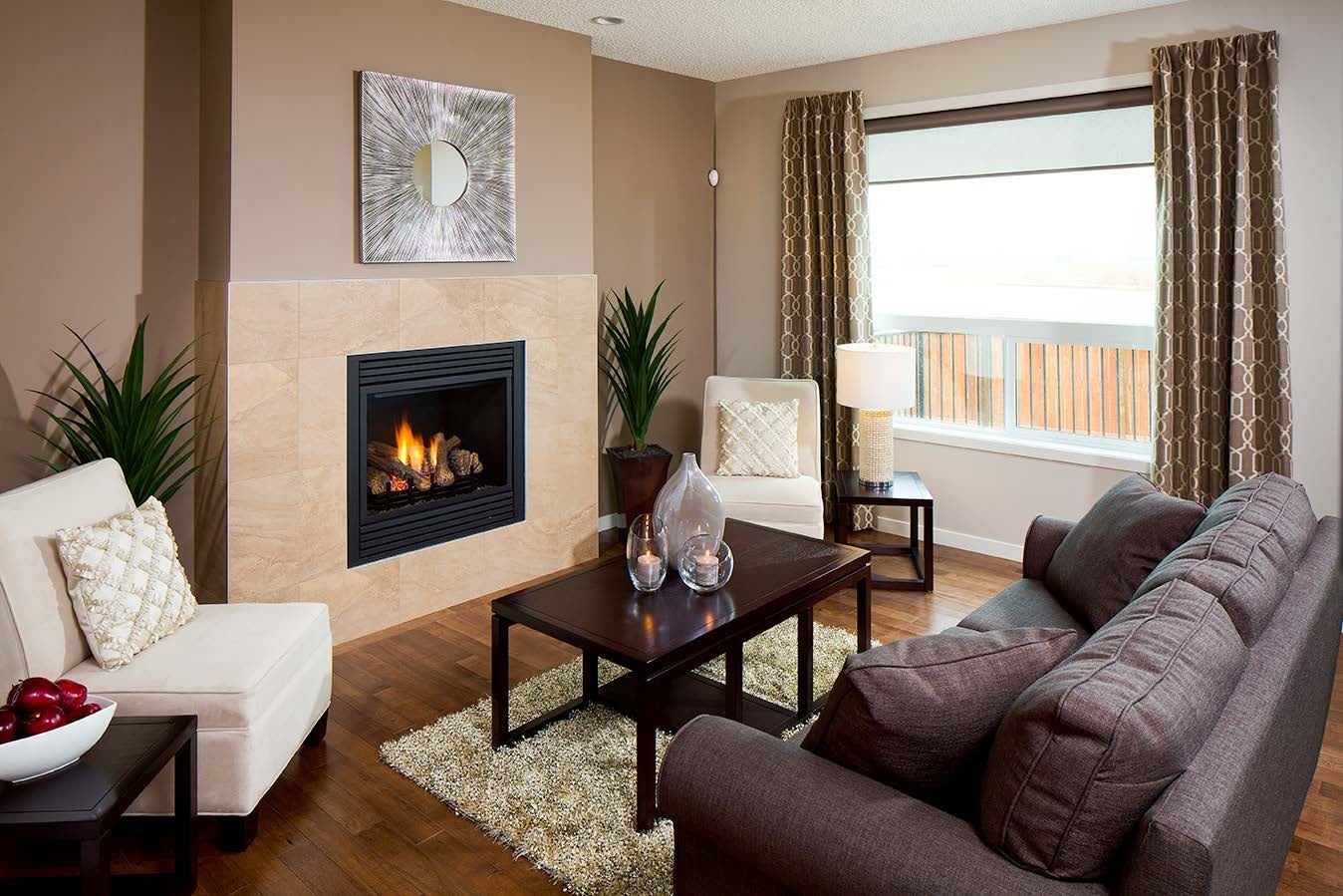 Pin on Cedarglen Homes Living Spaces