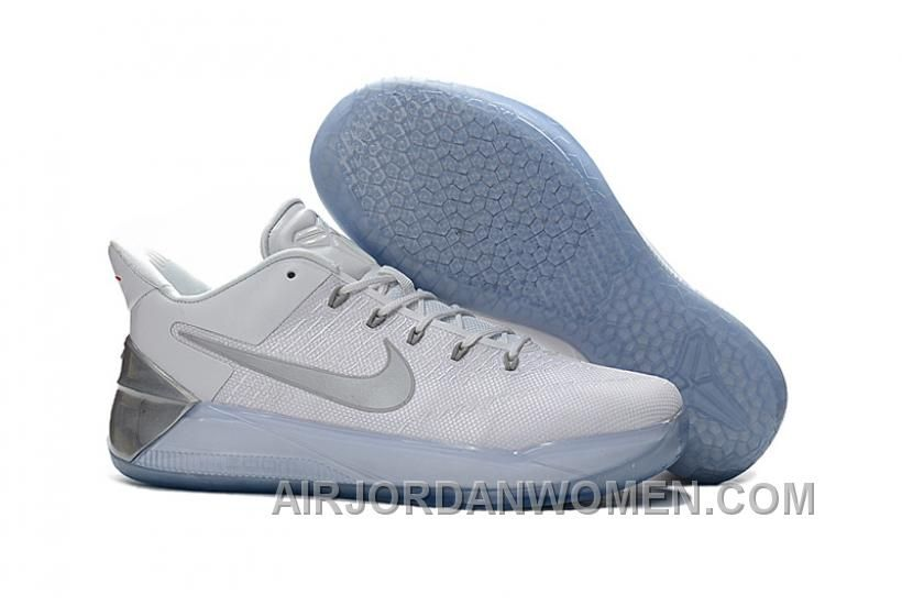 low priced de803 99bd3 Buy Nike Kobe A. White Silver Kobe 12 Discount from Reliable Nike Kobe  A.Find Quality Nike Kobe A. White Silver Kobe 12 Discount and more on  Pumarihanna.