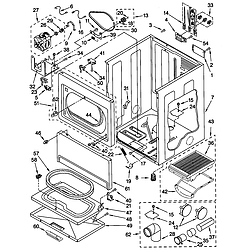 Kenmore 81382 81383 91382 91383 Dryer Service Manual And Technicians Guide Kenmore Manual Technician