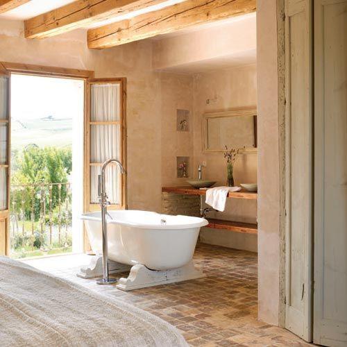 Casa La Siesta, Spain Stunning Interiors Favourite Sunshine - spots im badezimmer