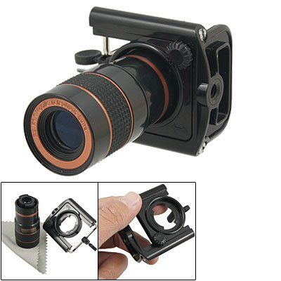 Gino Universal Holder Mobile Phone Camera Lens Telescope By Gino