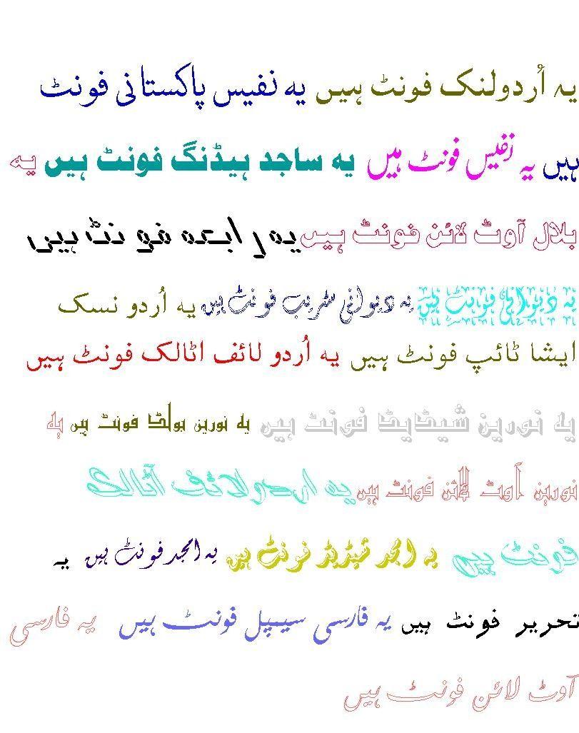 Urdu Fonts   av aids   Arabic calligraphy, Editor, Numbers
