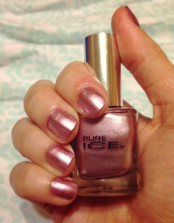 "Pure ICE Nail Polish-""Outrageous!"""