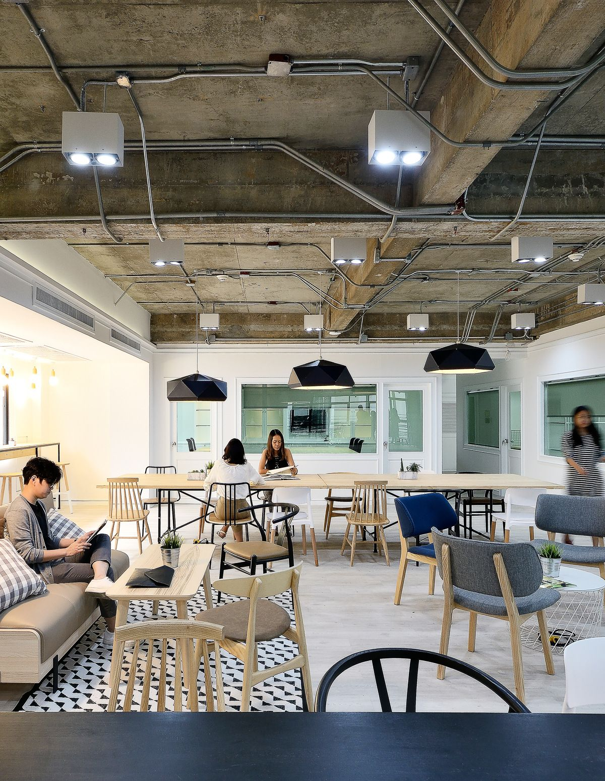 Office Tour Paperwork Offices Bangkok With Images Office