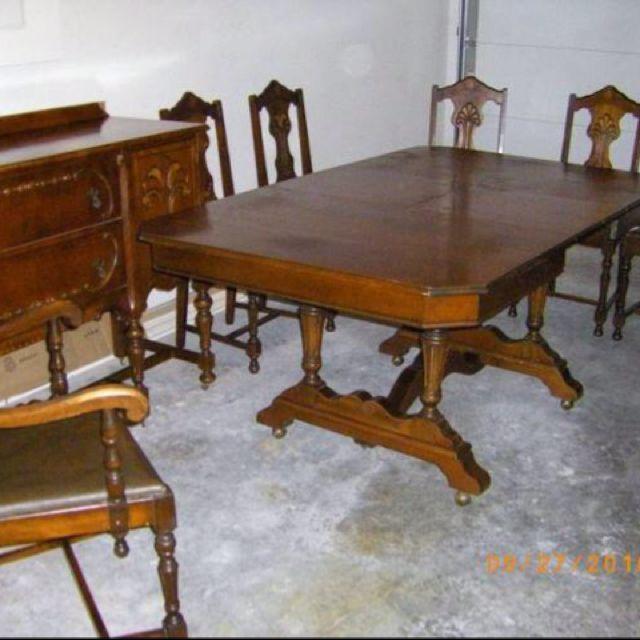 1920 S Dining Room Table Dining Room Table Dining Home Decor