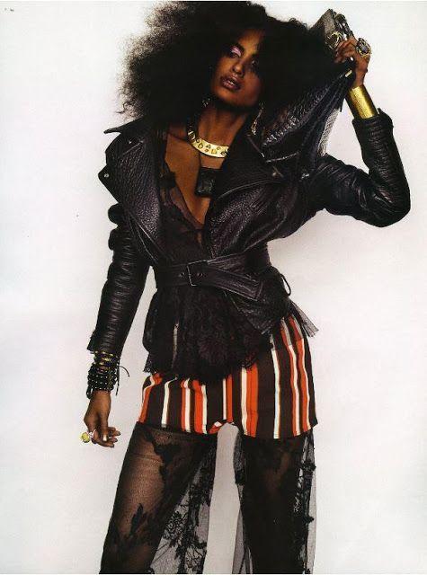 Lakshmi+Menon+-Paris Vogue
