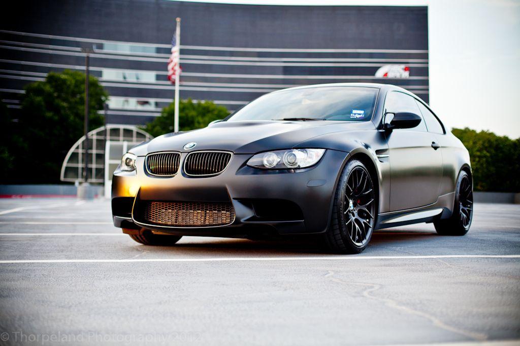 Frozen Black M3 E92 Coupe Bmw Bmw M3 Bmw Car
